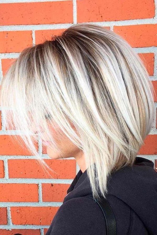 61 Charming Stacked Bob Hairstyles That Will Brighten Your Day