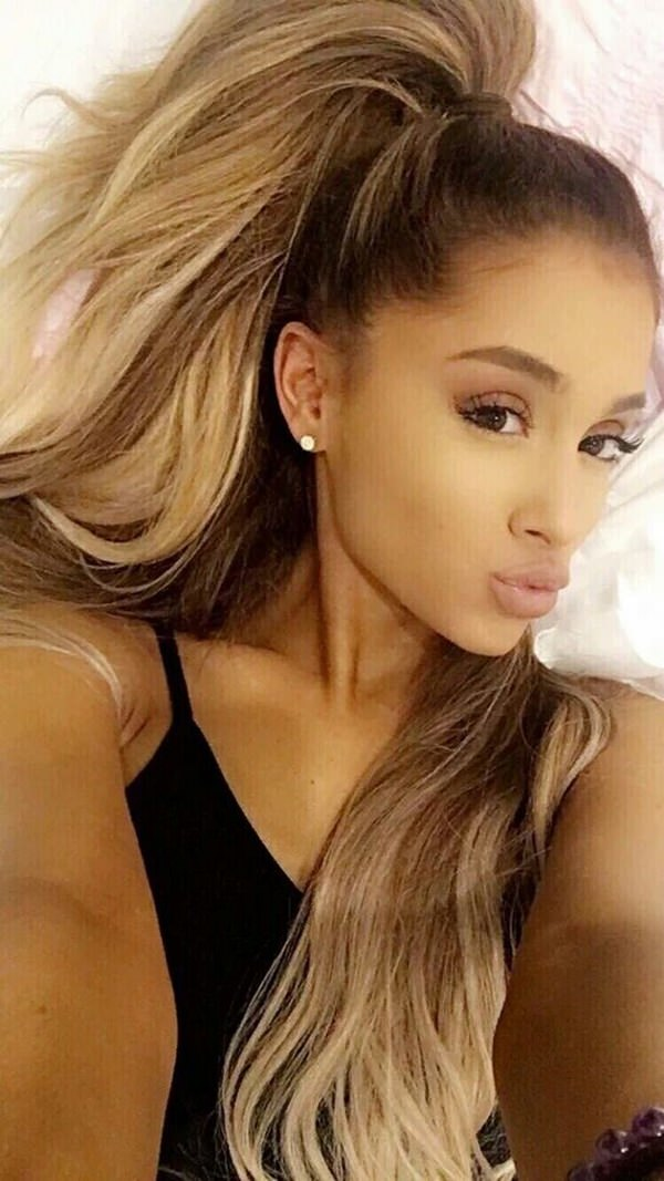54 Amazing Ariana Grande Hairstyles Color Ideas