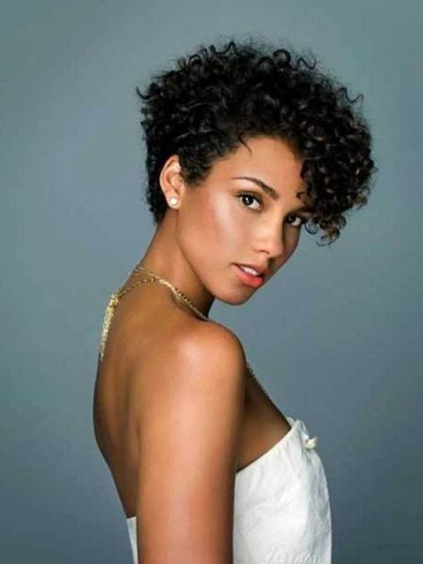 55 Beautiful Short Natural Hairstyles That You Ll Love