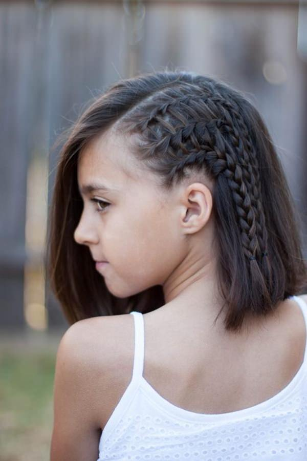 79 Cool And Crazy Braid Ideas For Kids