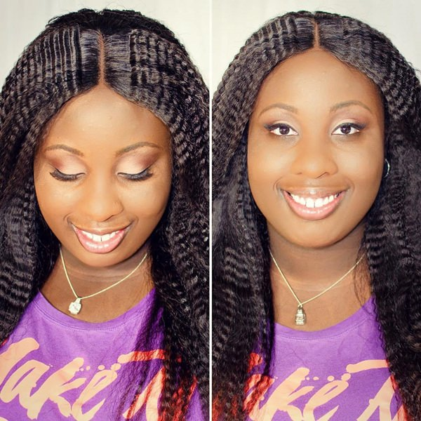 53 Great Crimped Hairstyles That Are Fun to Play With