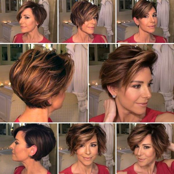 85 Stunning Pixie Style Bob S That Will