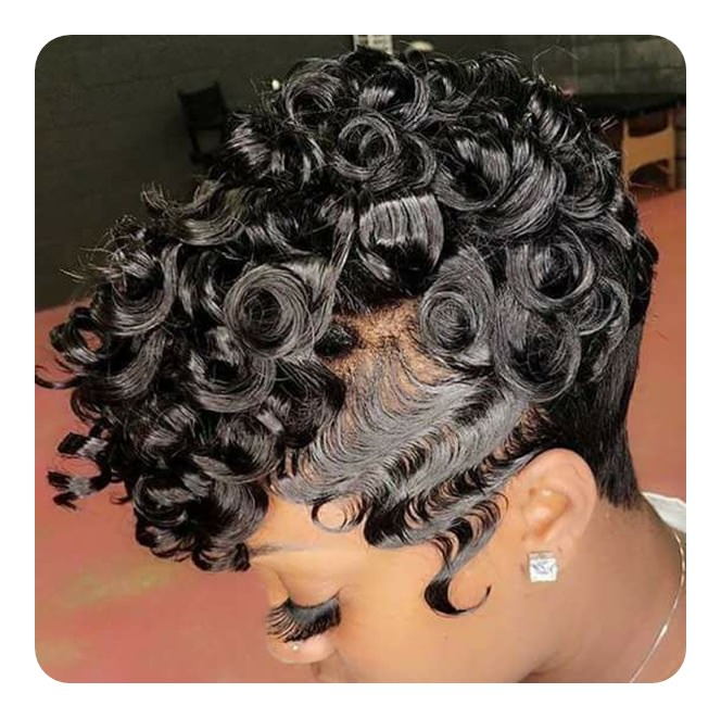 black hair finger wave styles 68 vintage finger waves hairstyles you will want 5064