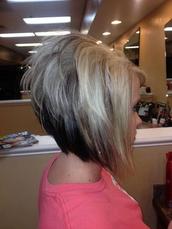 61 Charming Stacked Bob Hairstyles That