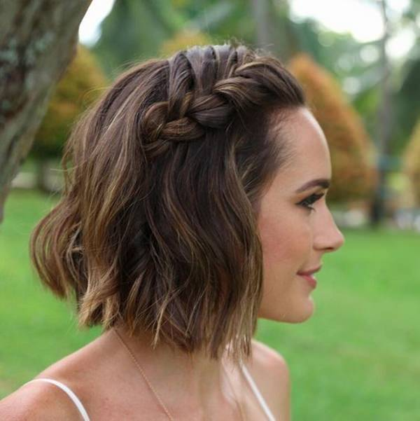 73 Stunning Braids For Short Hair That You Will Love