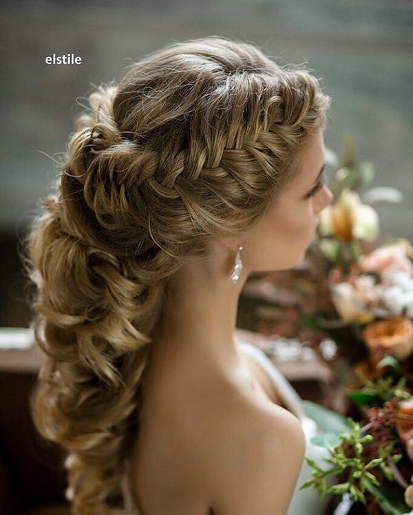 Hairstyles Half: 68 Elegant Half Up Half Down Hairstyles That You Will Love