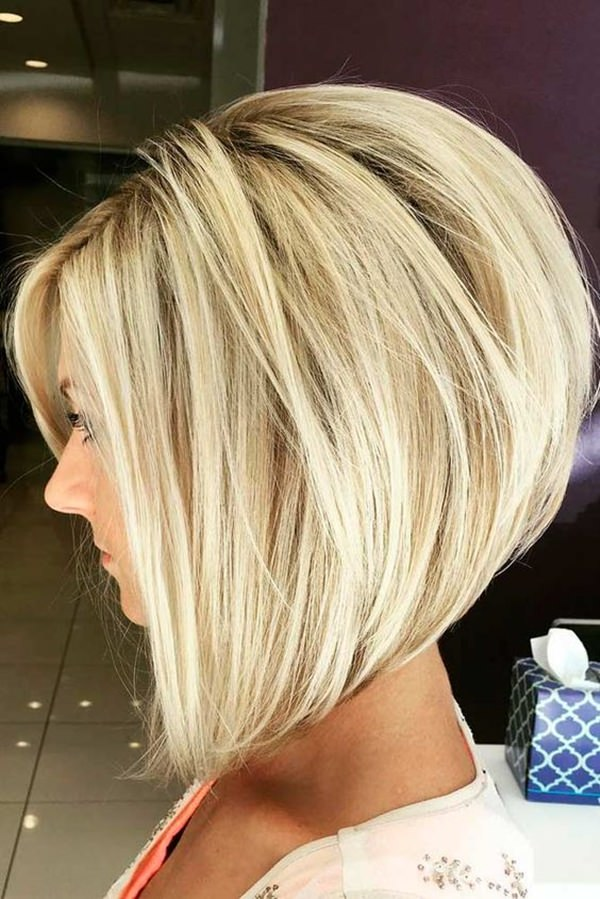 How To Cut Stacked Bob Easiest Way Ever