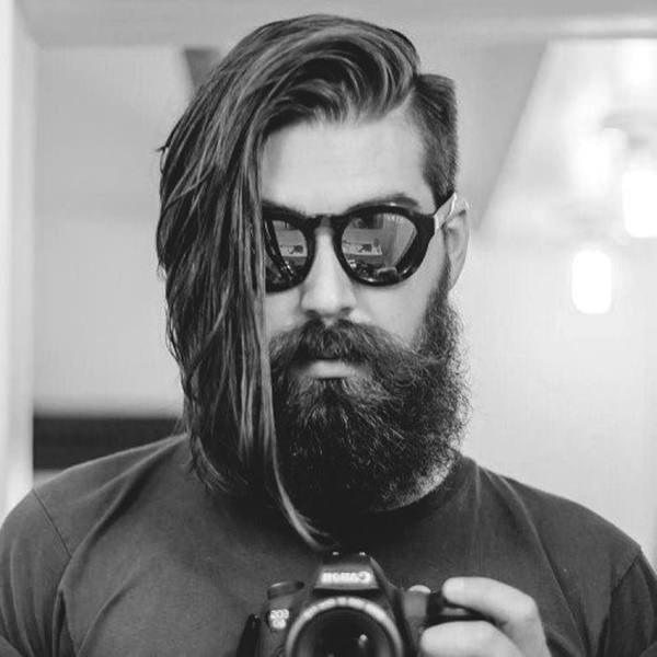 117 Cool Long Hairstyles For Men - Style Easily