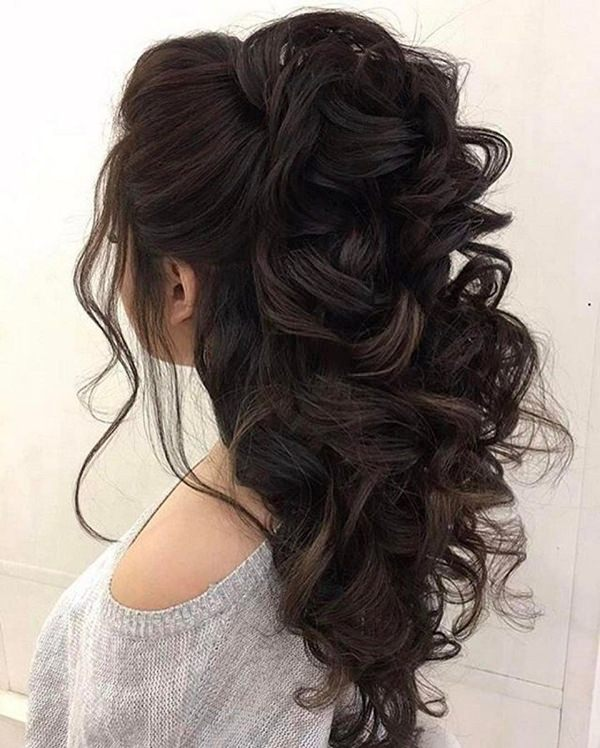68 Elegant Half Up Half Down Hairstyles That You Will Love