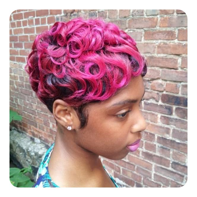 Need A New Hairstyle: 68 Vintage Finger Waves Hairstyles You Will Want