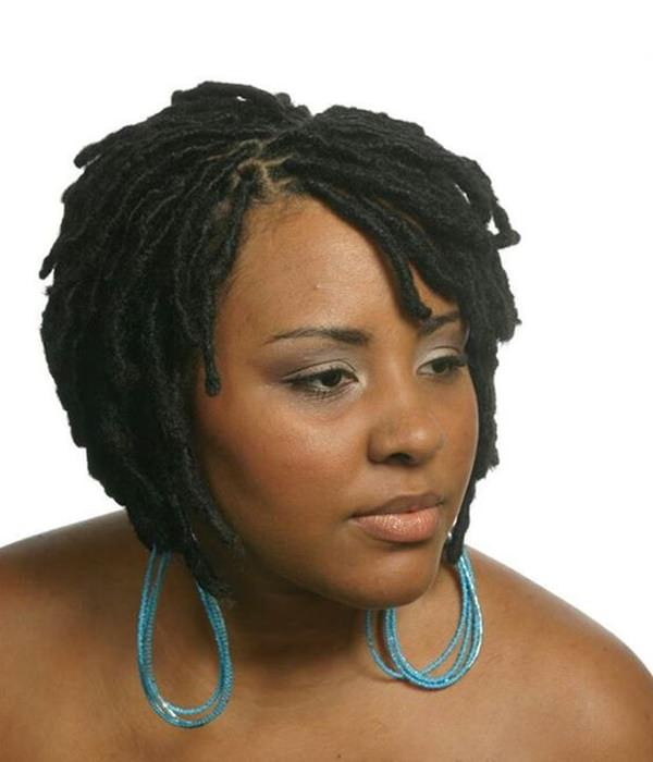 38 creative short faux locs that will protect your hair