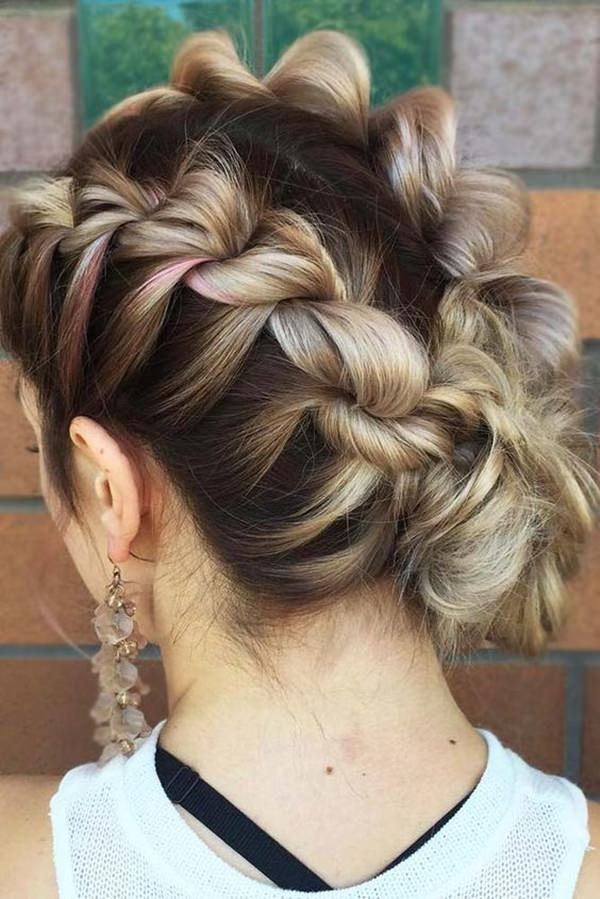 braid styles for medium hair 73 stunning braids for hair that you will 6029 | 76130917 braids for short hair