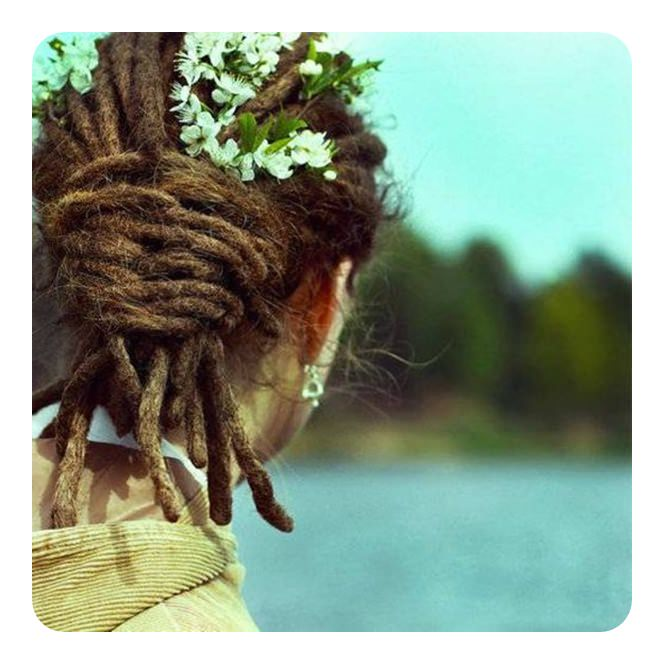 108 Amazing Dreadlock Styles (for Women) to Express Yourself