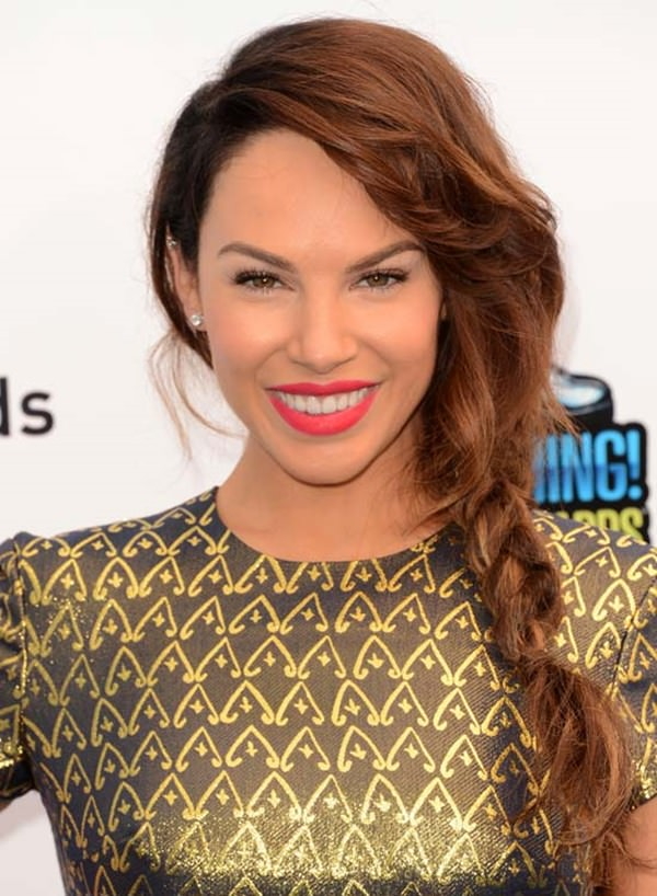 87 Beautiful And Stylish Side Braid Hairstyles