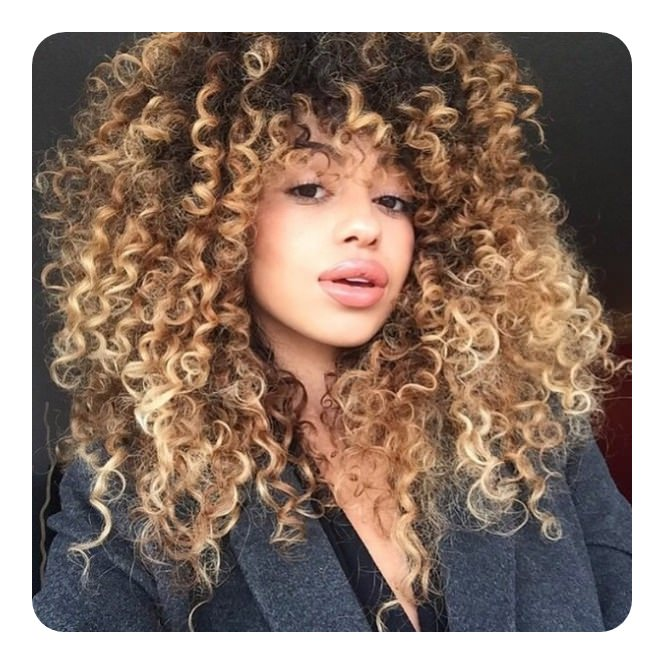how to get tight curls for black hair