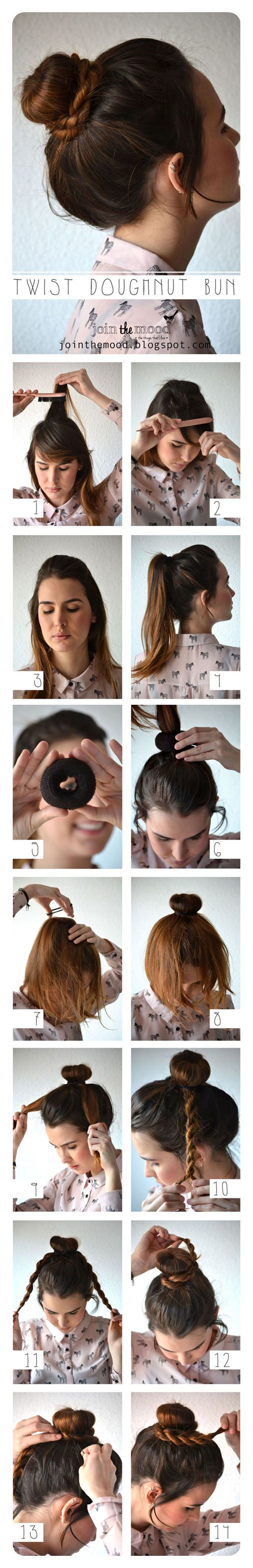Through these 17 steps, you can see just how easy it is to put together this style. Try it and you will see for yourself.