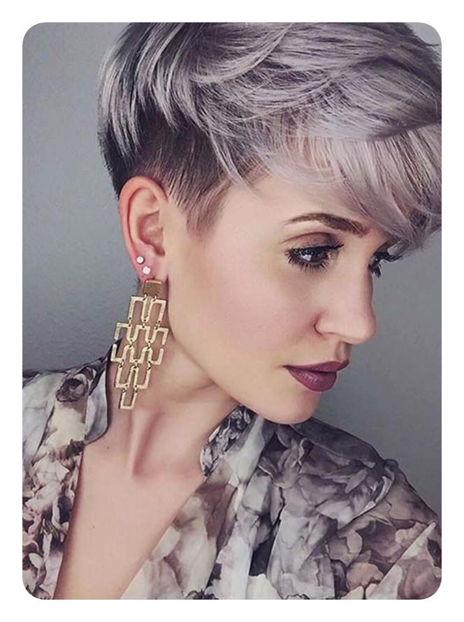 64 Undercut Hairstyles For Women That Really Stand Out