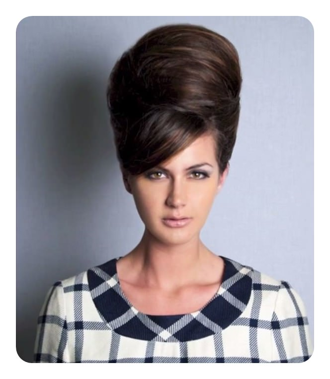 Beehive Hairstyles For Wedding: 66 Stunning Beehive Hairstyles That Will Wow You