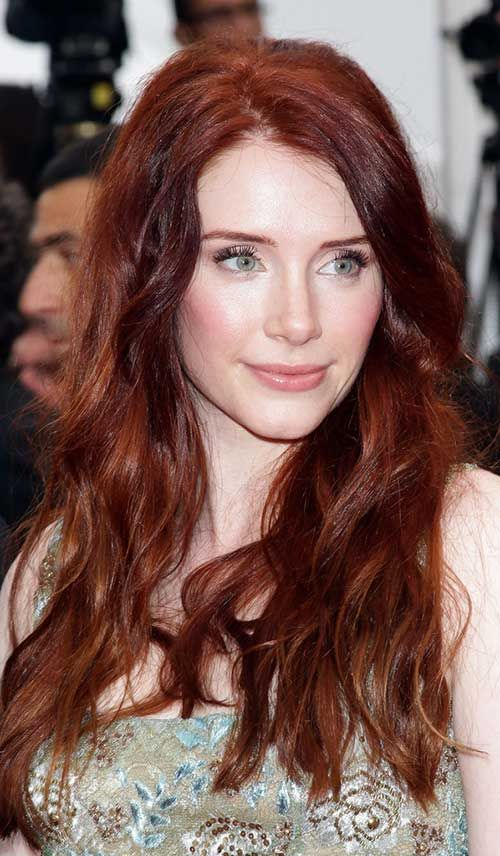 77 Stunning Auburn Hair Ideas That Are So Eye Catching