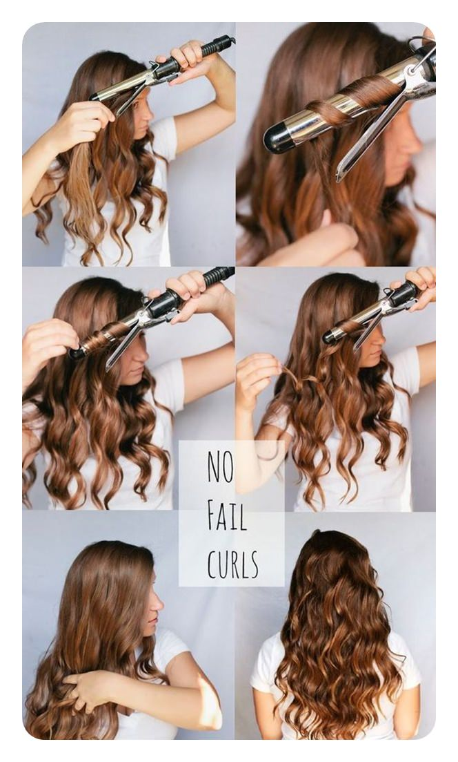Superb 50 Beautiful Loose Curl Hairstyles With Tutorial Schematic Wiring Diagrams Amerangerunnerswayorg