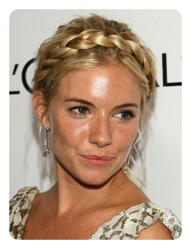 63 Sweet Headband Braids That Will Look Awesome This Summer caceb83560c