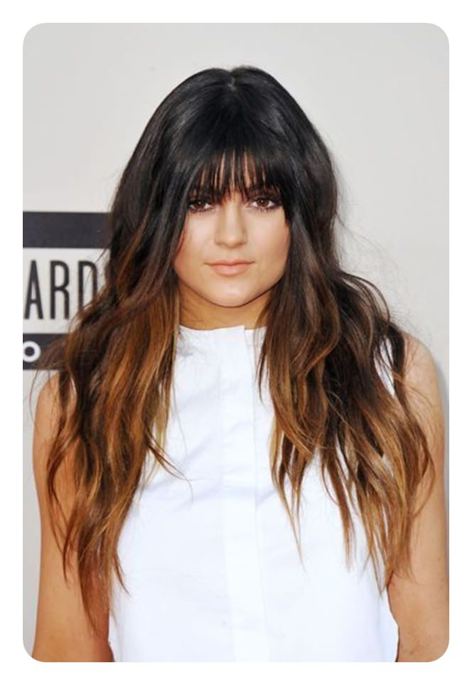 64 Sexy Wispy Bang Ideas That Will Change Your Whole Look