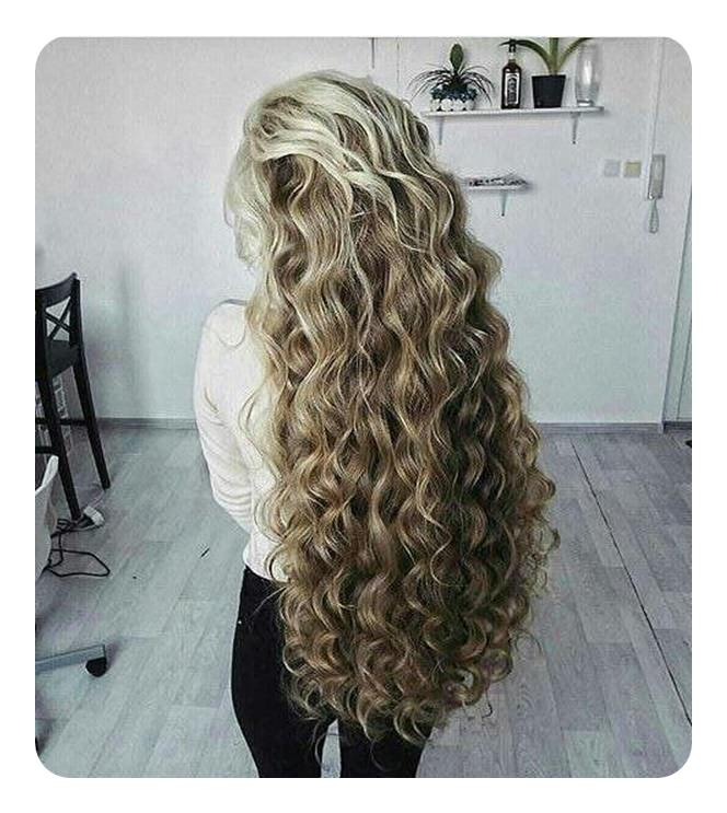 Loose Curls Perms The Awesome In Addition To Proper Long Hair Pertaining Your