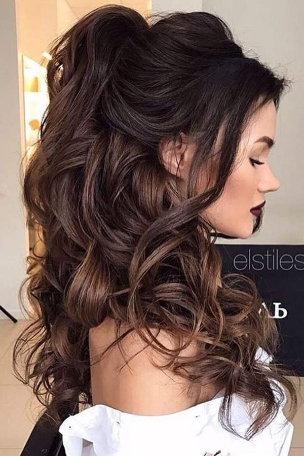 69 Amazing Prom Hairstyles That Will Rock Your World