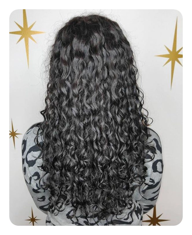You Are Bound To Feel Like Rapunzel With These Amazing Curls We Love How The Style Starts Loose Waves And Then Turns Into A Er Curl