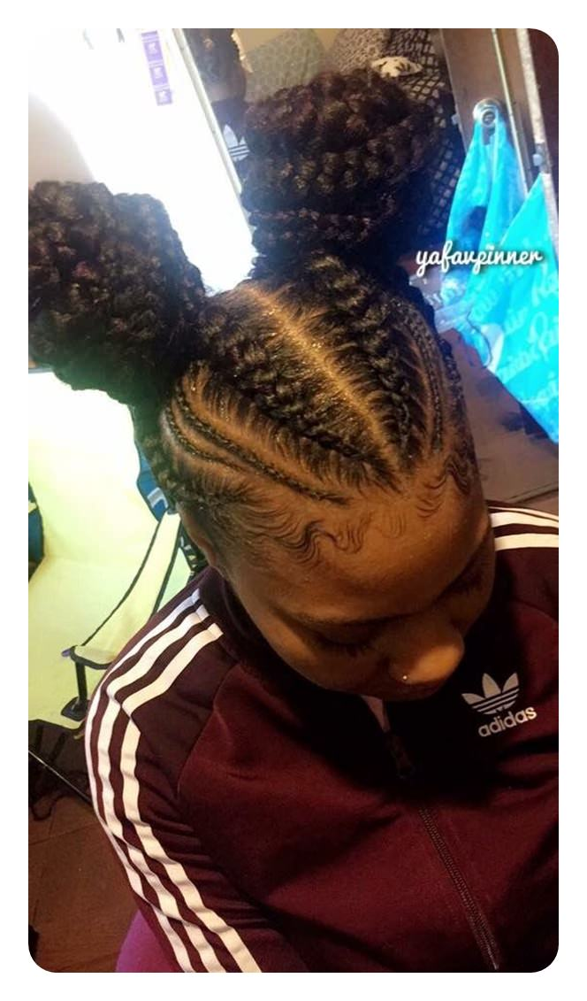 109 Easy And Low Maintenance Protective Hairstyles