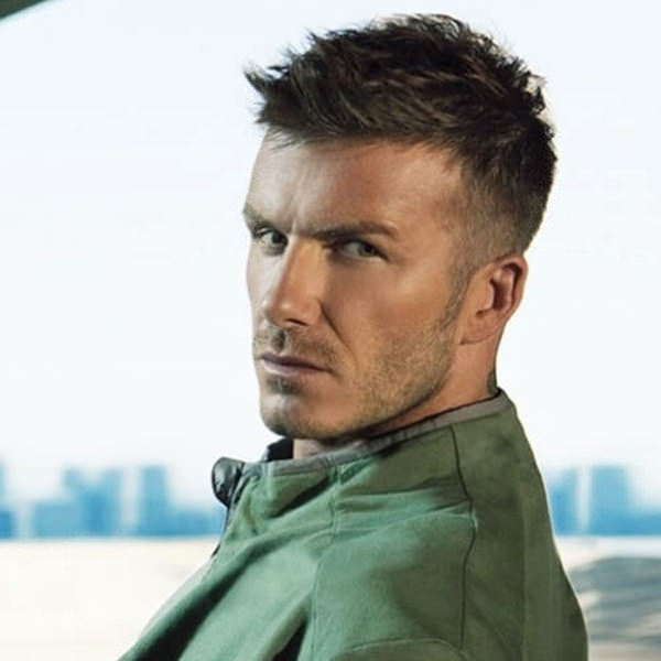 49 Of David Beckhams Best Hairstyles With Tutorial
