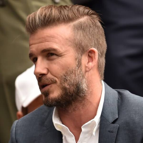 how to style hair like david beckham 49 of david beckham s best hairstyles with tutorial 3659