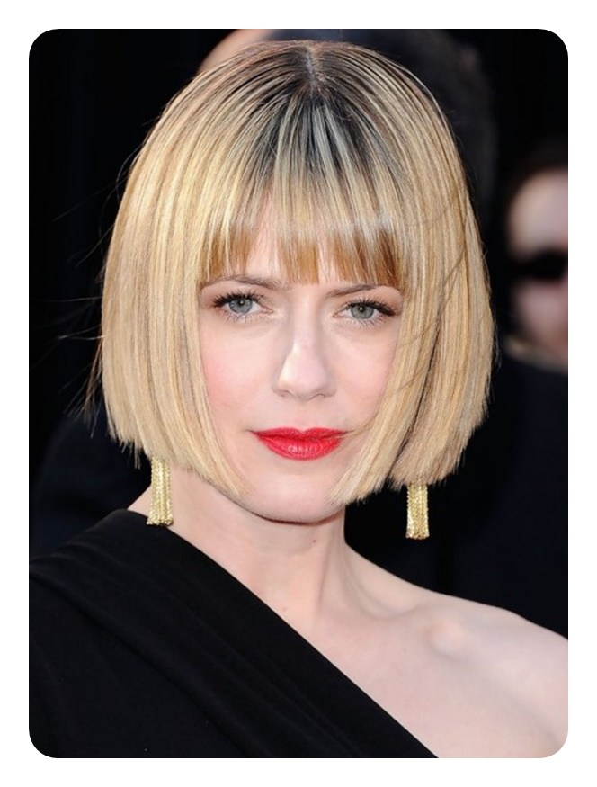 108 Stunning Blunt Bob Ideas For The Spring