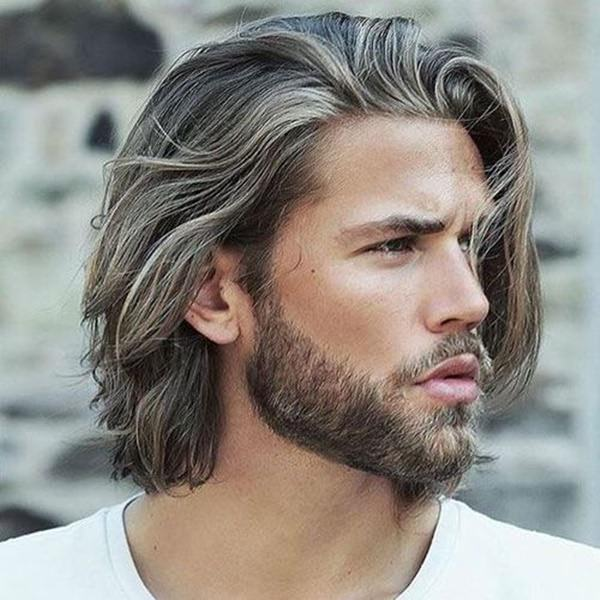 82 Dignified Long Hairstyles For Men