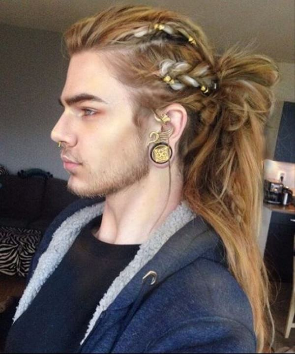 Handsome Hairstyles For Men: 82 Dignified Long Hairstyles For Men