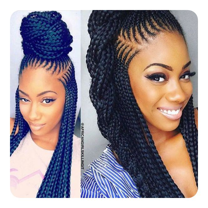 66 Cool And Trendy Lemonade Braids