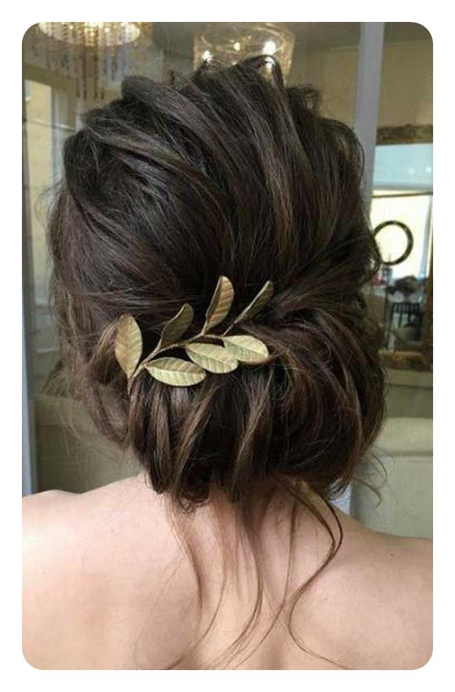 low bun hair style 85 trendy low buns for this season 4178