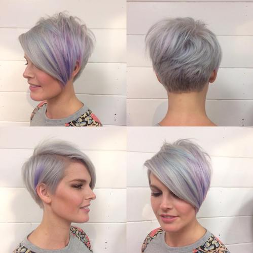 If You Are Looking For The Kind Of Hairstyle That Isnt Going To Take A Long Time To Manage In The Morning Then Why Not Try Out A Beautiful Pixie Bob