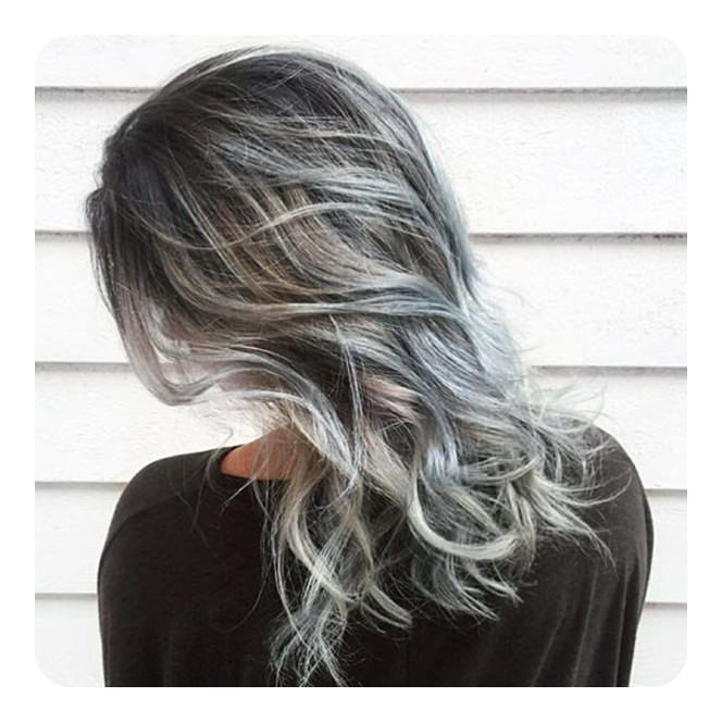 101 Awe Inspiring Grey Hair Trends