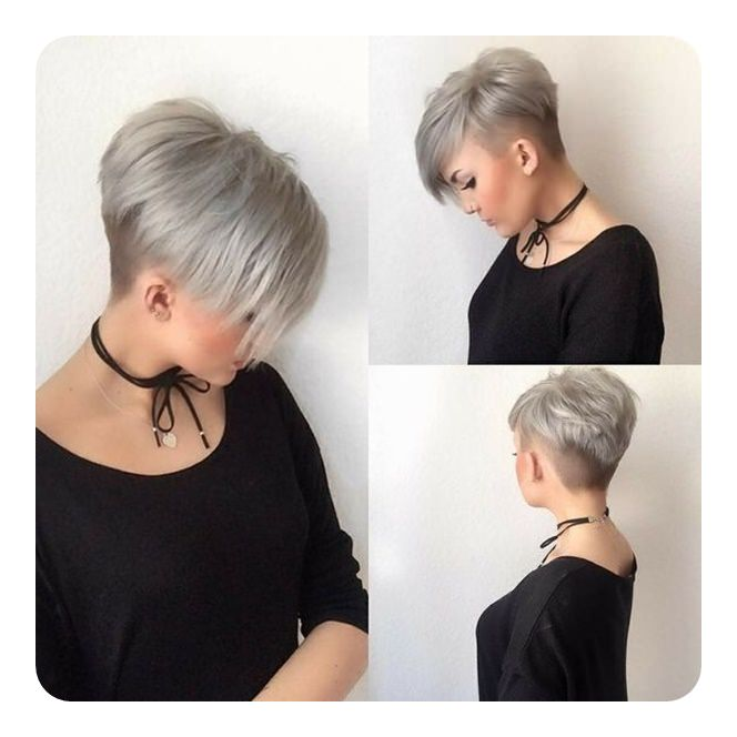 A Short Style That Is Really Remarkable It S Very In The Back With Front Much Longer