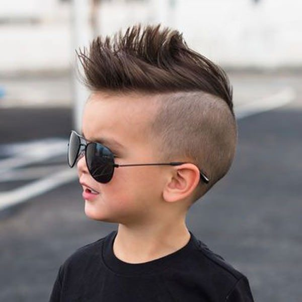 toddler hair style 46 edgy mohawk ideas that they will 6579