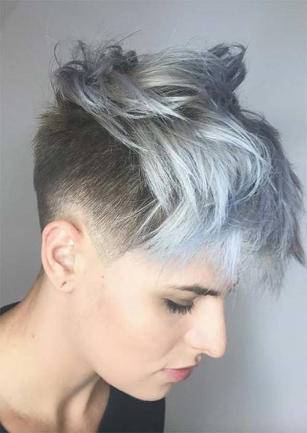 83 Awesome Women S Undercut Styles That Will Blow You Away