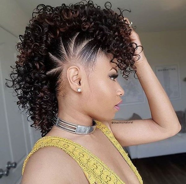 46 Edgy Kids Mohawk Ideas That They Will Love