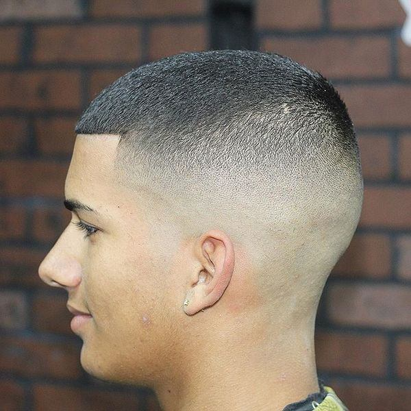 72 Smart High and Tight Haircut For The Summer