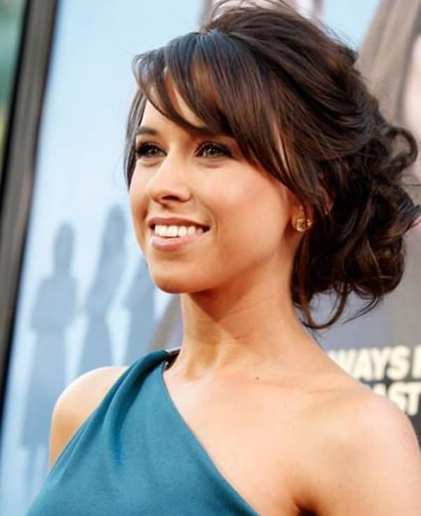 Wedding Hairstyle Bangs: 58 Gorgeous Side Swept Bangs That Will Knock Your Socks Off