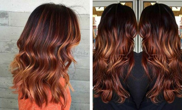 80 Trendy And Beautiful Copper Hair Color Ideas Hairs London
