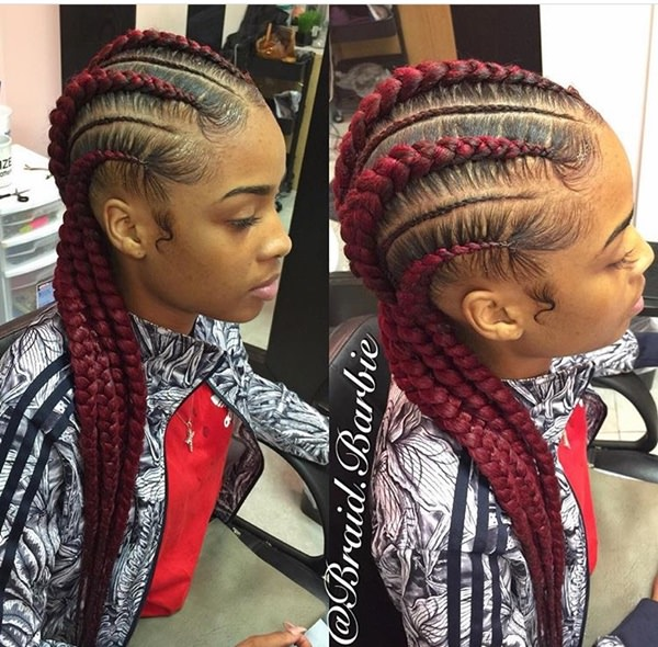 79 Gorgeous Feed In Braid Hairstyles To Choose From