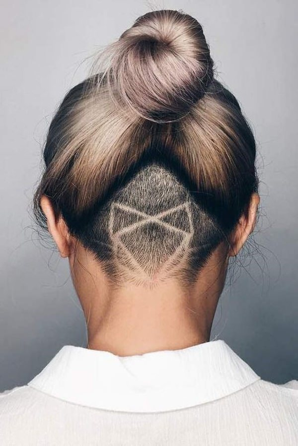 83 Awesome Womens Undercut Styles That Will Blow You Away