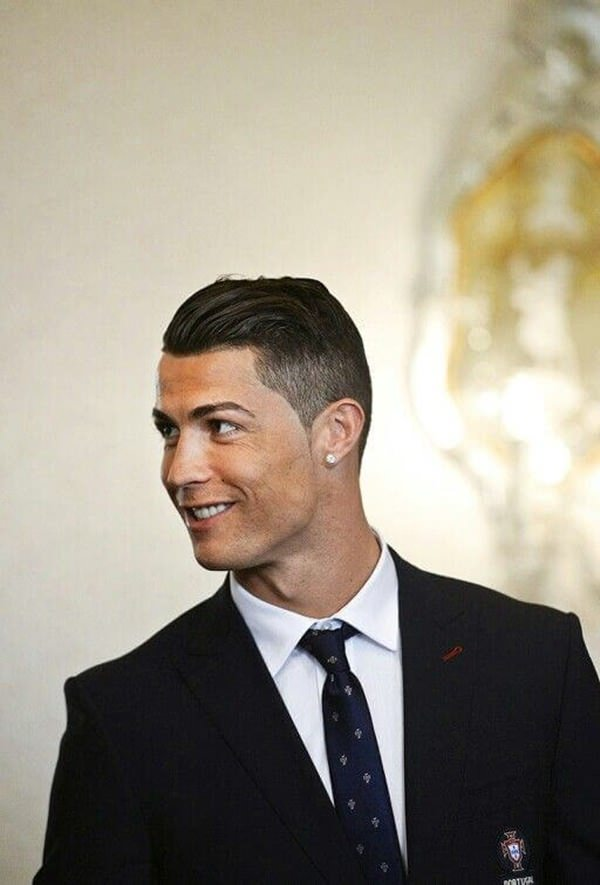 77 Best Cristiano Ronaldo Haircut Choices For You