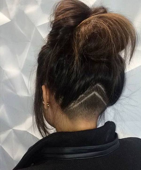83 Awesome Women\u0027s Undercut Styles That Will Blow You Away